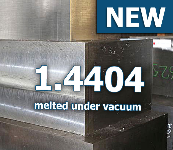 14404 melted under vacuum